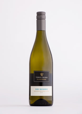 Three Choirs Dry Reserve English White Wine The English Wine Collection