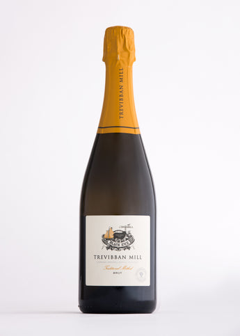 Trevibban Mill Sparkling White Brut English Sparkling Wine from the English Wine Collection