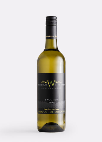 Winbirri Bacchus English white wine The English wine collection