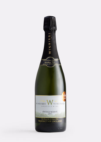 Winbirri Sparkling White The English wine collection