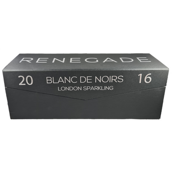 Renegade London Sparkling Blanc De Noir (Limited release)