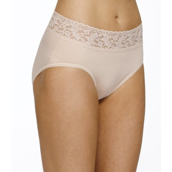 COTTON FRENCH BRIEF
