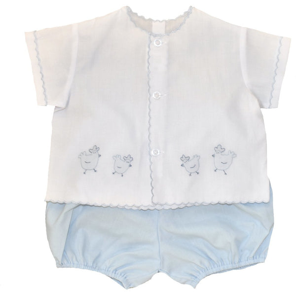 CHICKEN DIAPER SET