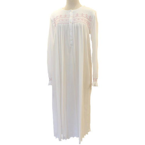 KATIA HEIRLOOM GOWN LS