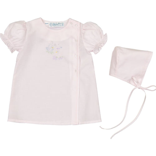 PREEMIE DAYGOWN SET GIRL