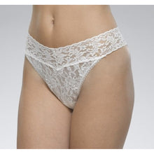 SIGNATURE LACE ORIGINAL THONG