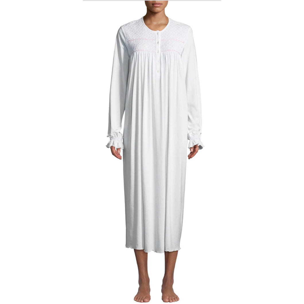 NADINE LONG SLEEVE LONG GOWN