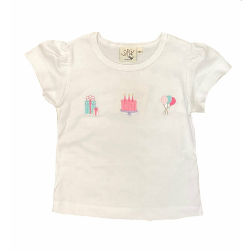 FULL SMOCKED EMBROIDERED DRESS PINK