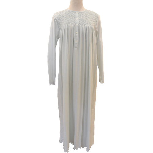 TRELLIS HEIRLOOM LS LONG GOWN