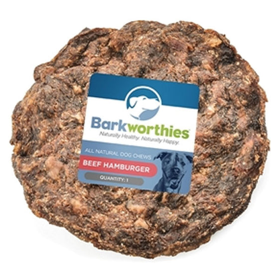 Barkworthies Beef Hamburger