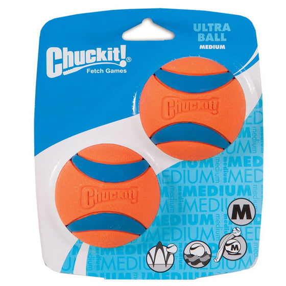 Chuckit Ultra Balls Medium 2-Pack