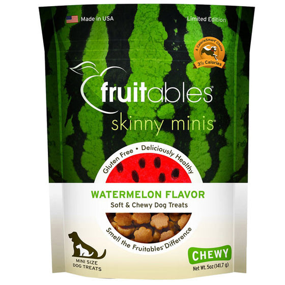 Fruitables - Skinny Minis Watermelon