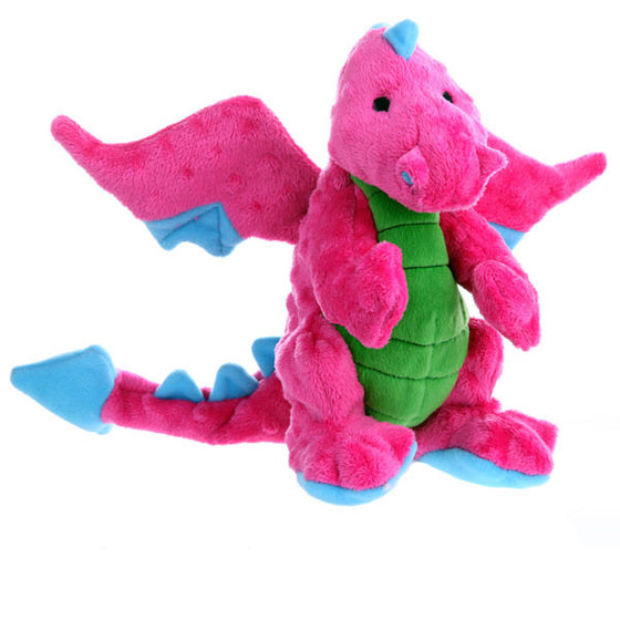 goDog Dragons Plush Toy - Magenta
