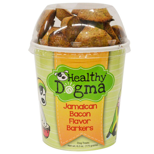 Healthy Dogma Jamaican Bacon Barkers