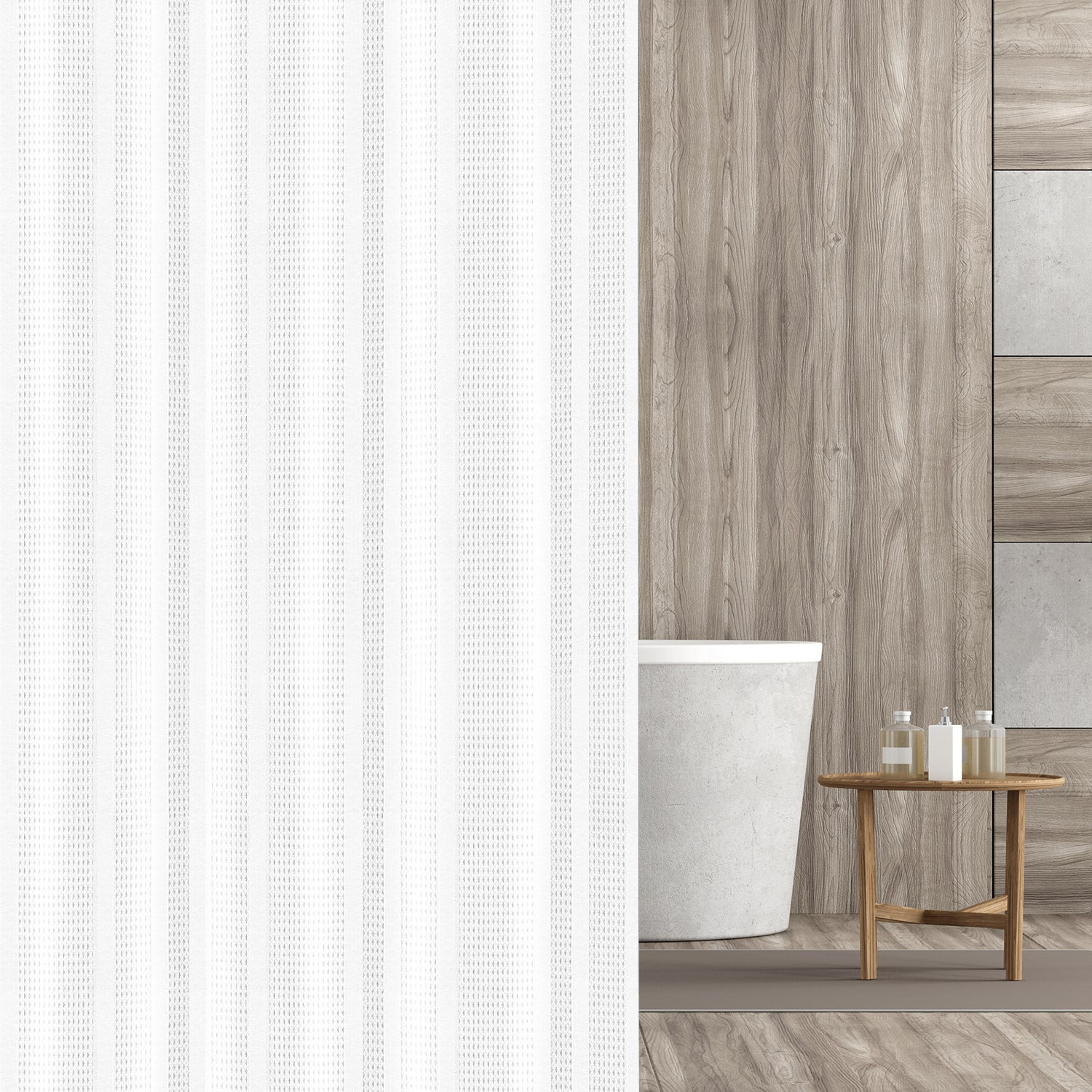 waffle htm p shower matouk by curtains belgian white curtain