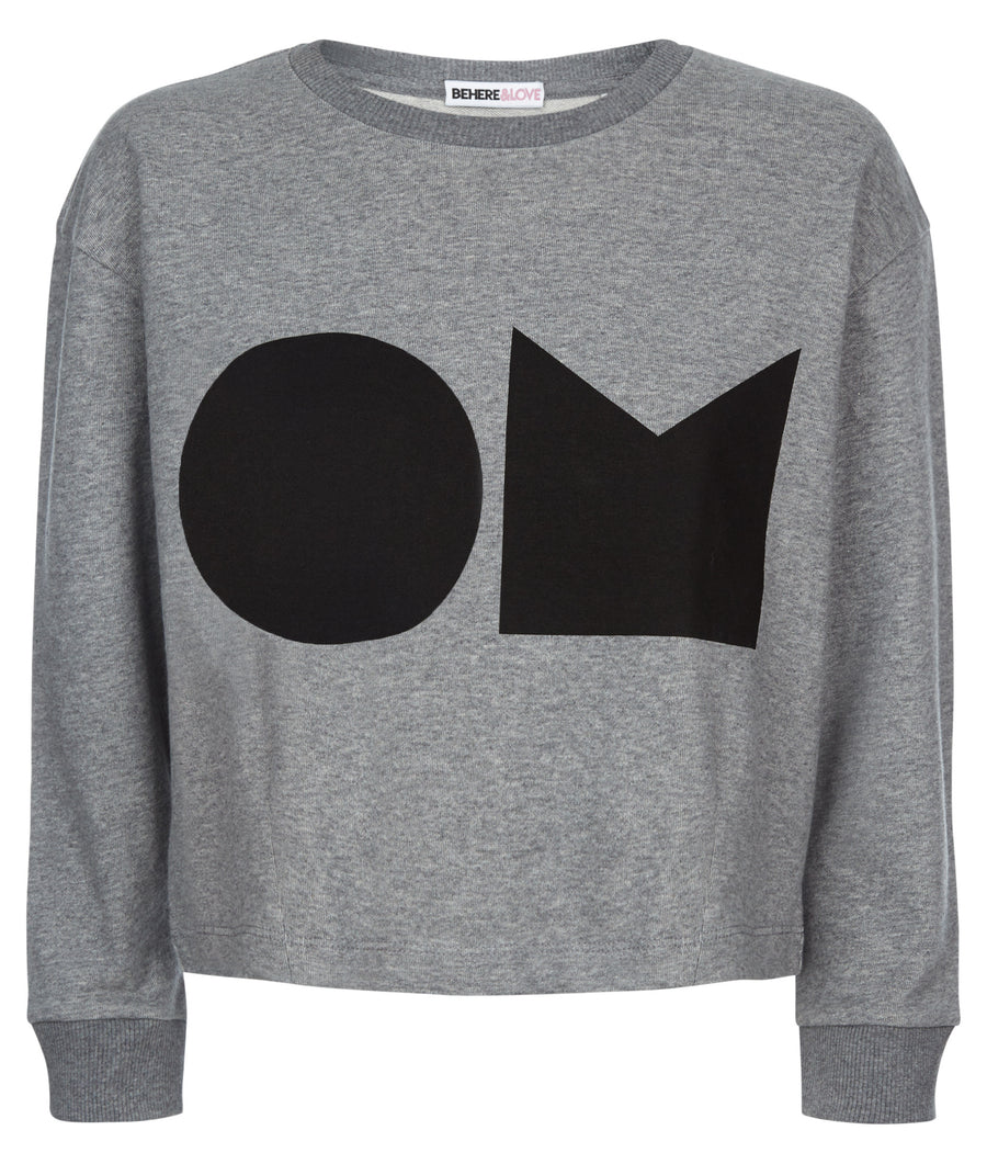 OM CROPPED JUMPER