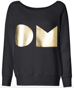 The GOLD OM Sweater