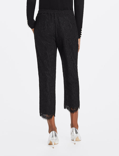 Pull-On Lace Pant
