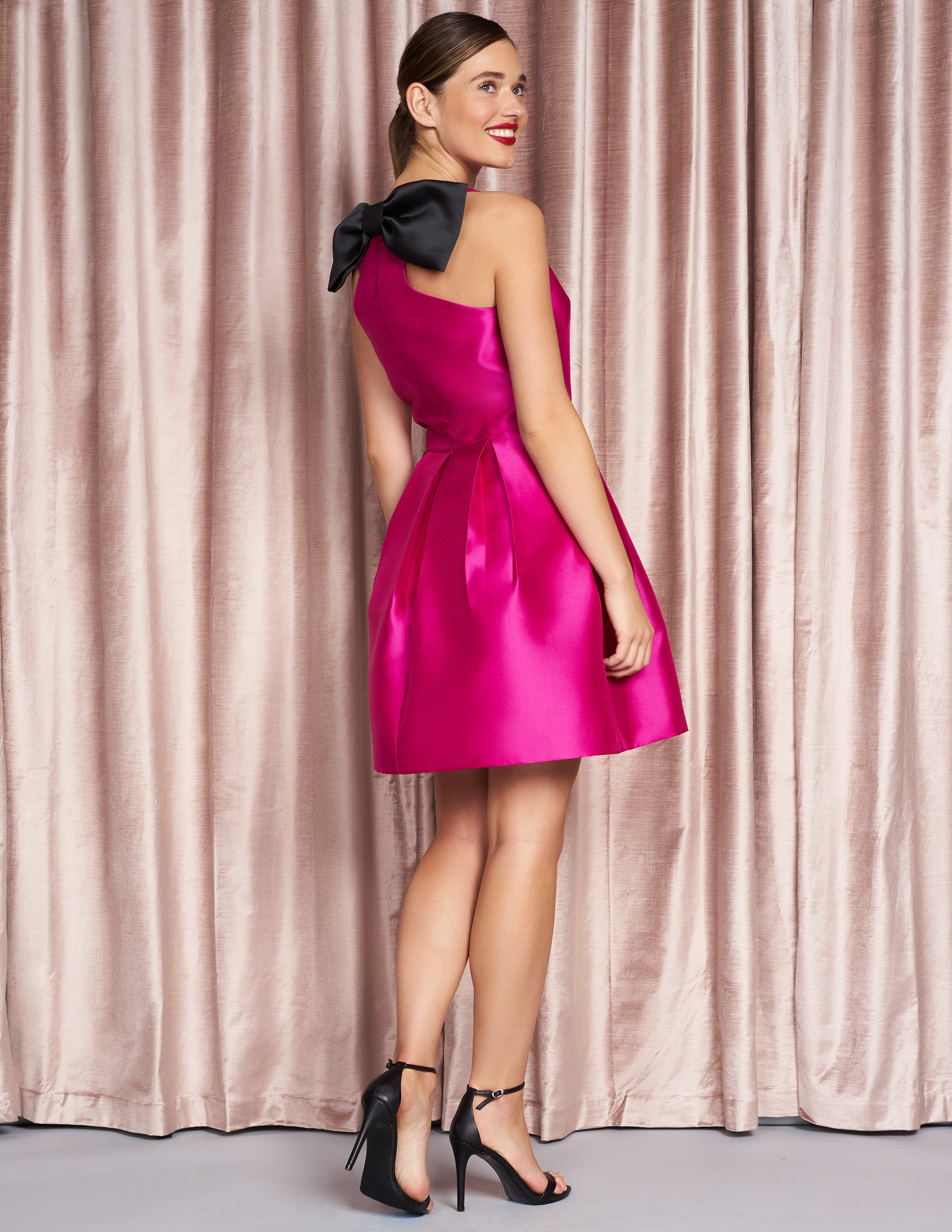 Racerback Bow Dress