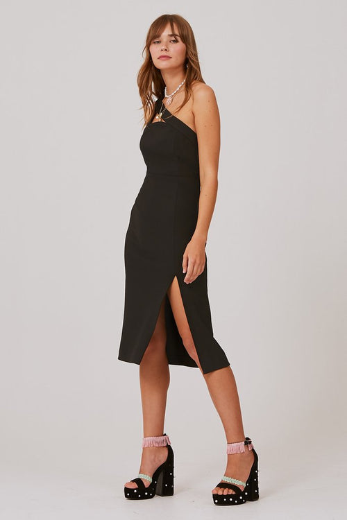 Daniella One-Shoulder Dress