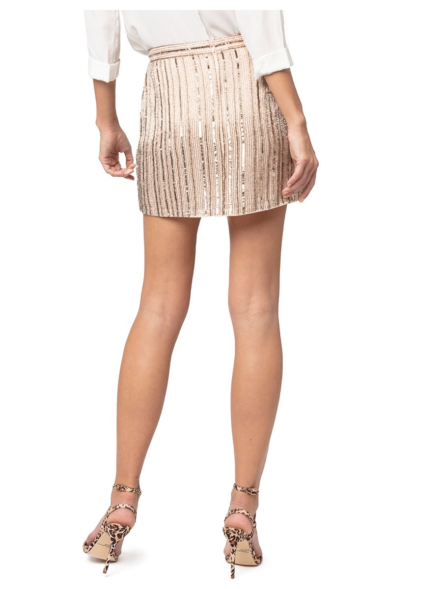 Giada Beaded Skirt