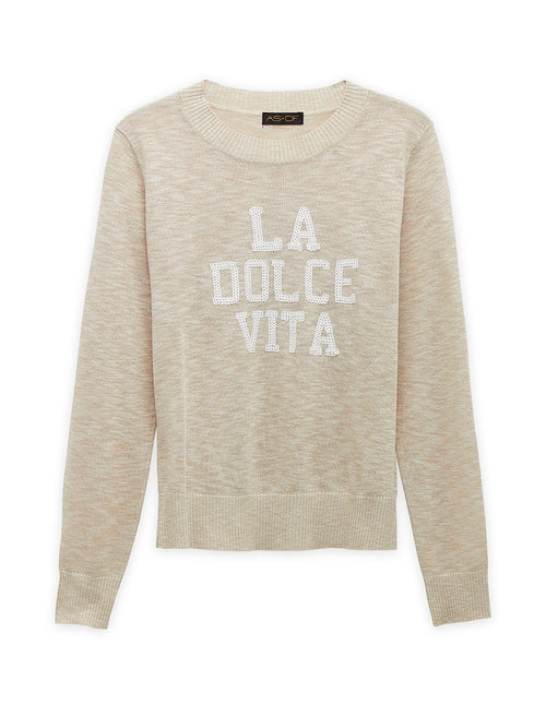 La Dolce Vita Sweater Top