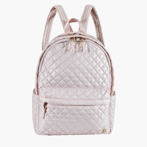 24 + 7 Laptop Backpack - Petal Pink