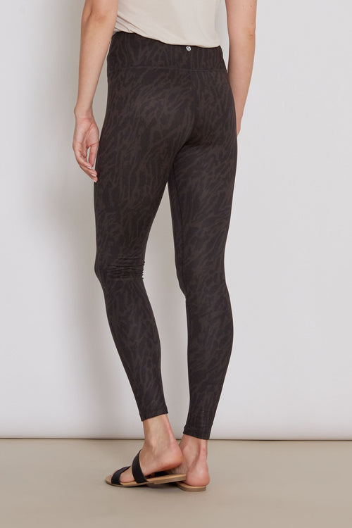 Andia Black Sheba Leggings