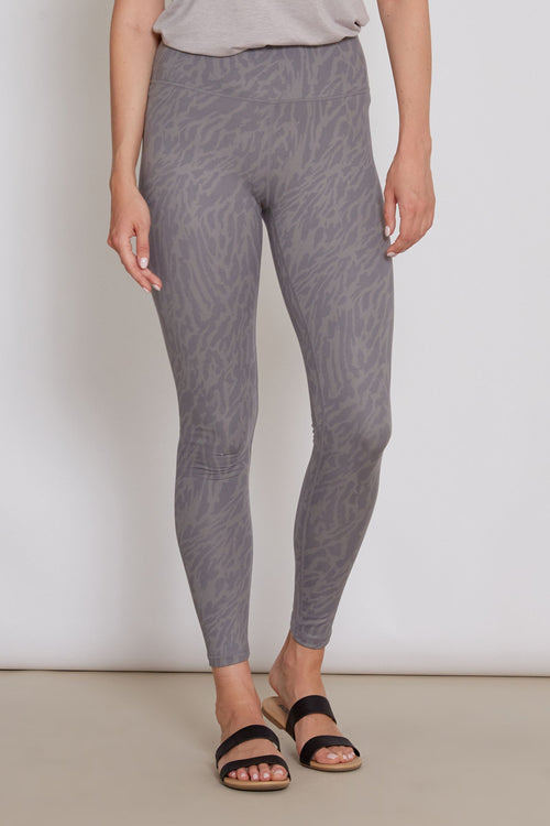 Andia Grey Sheba Leggings