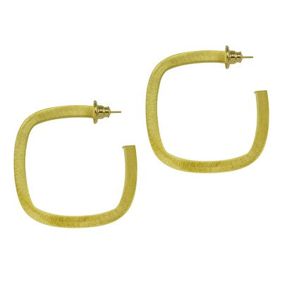 Alid Square Hoops