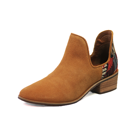 Aiken Brown Bootie