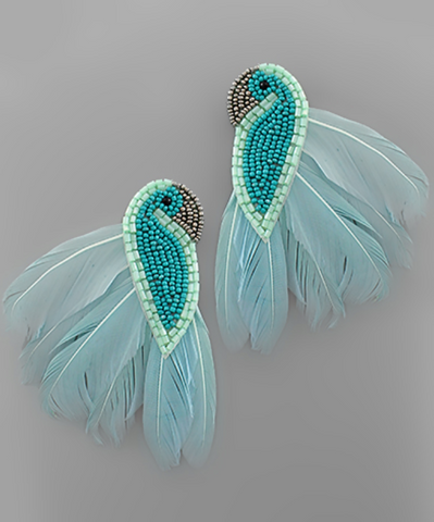 Moolina Colorful Earrings