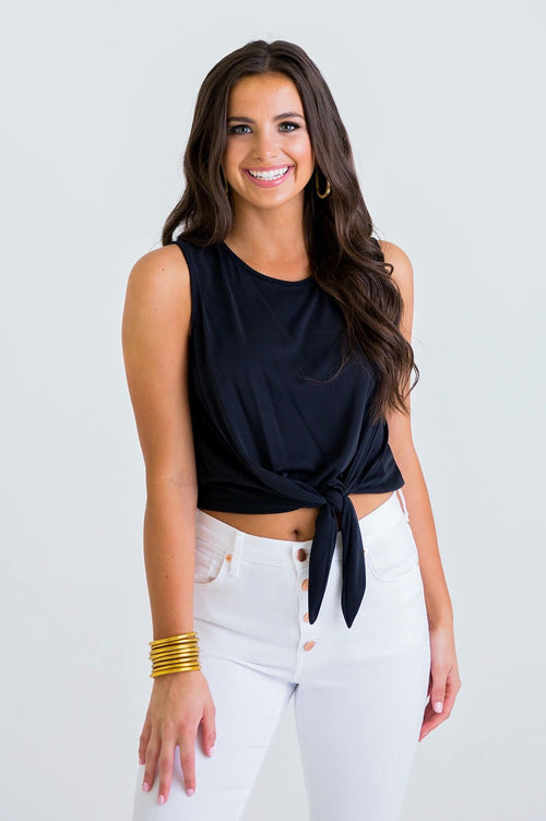 Knotted Tie Tank