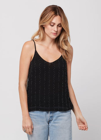 Boho Button Top