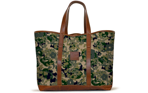 St. Charles Yacht Tote - Mod Floral Camo