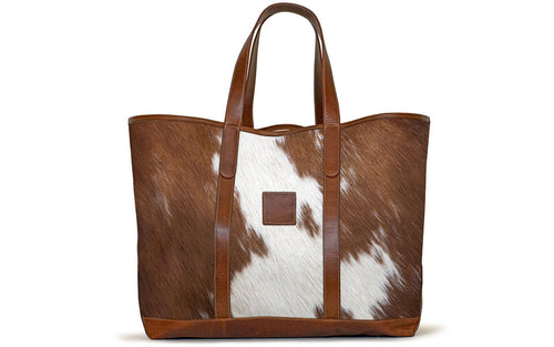 St. Charles Yacht Tote - Vaquero Collection