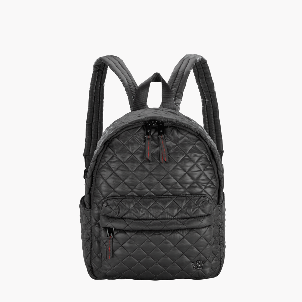 24 + 7 Laptop Backpack - Black
