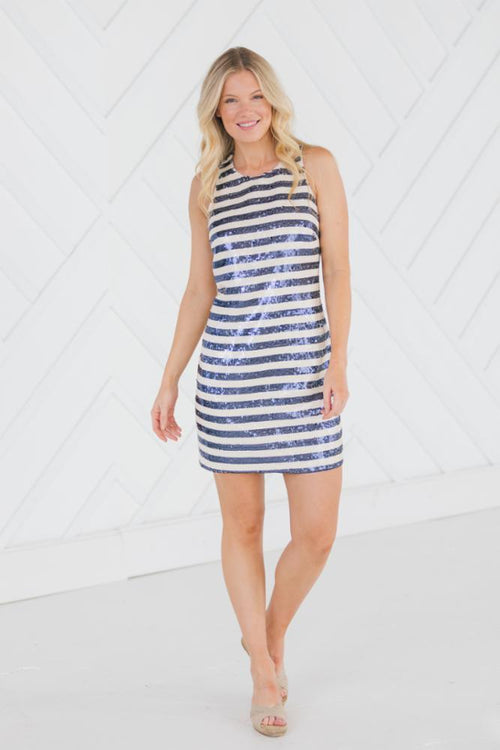 Crossback Tank Dress
