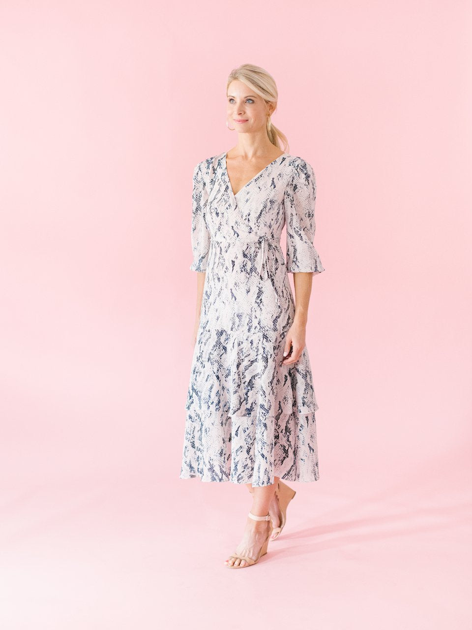 Lindley Midi Dress