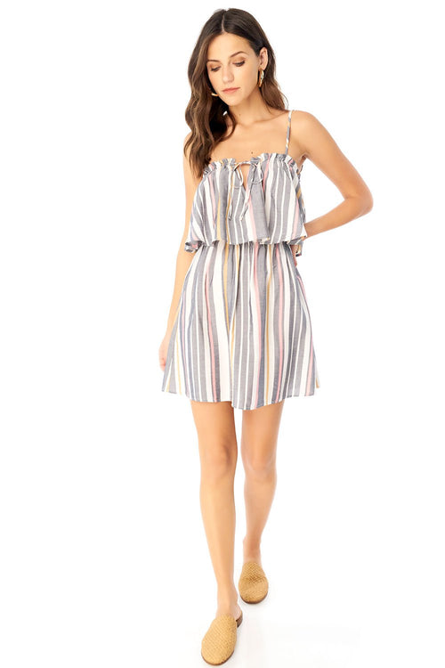 Jojo Mini Striped Dress