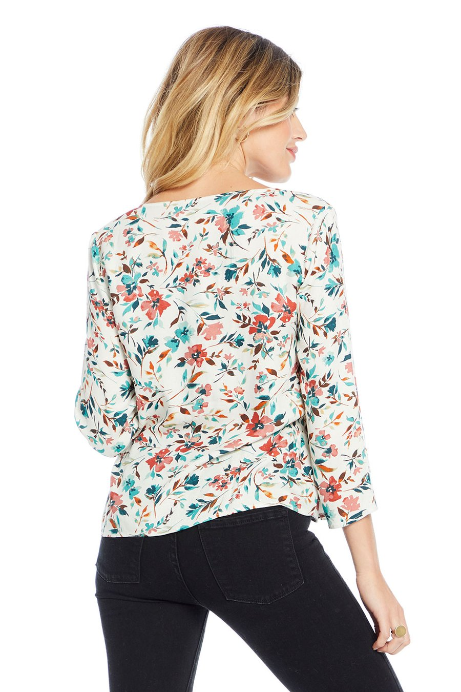 Meadow Floral Blouse