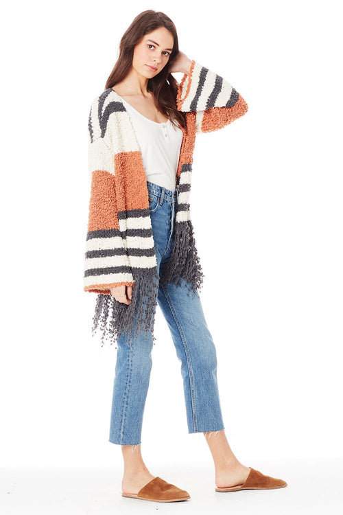 McKenna Striped Sweater