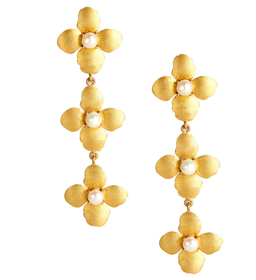 Mae Pearl Earrings