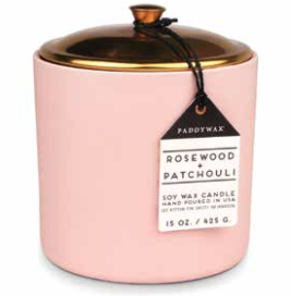 Hygee Blush Rosewood Candle