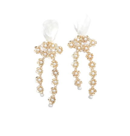 Primavera Bow Earrings
