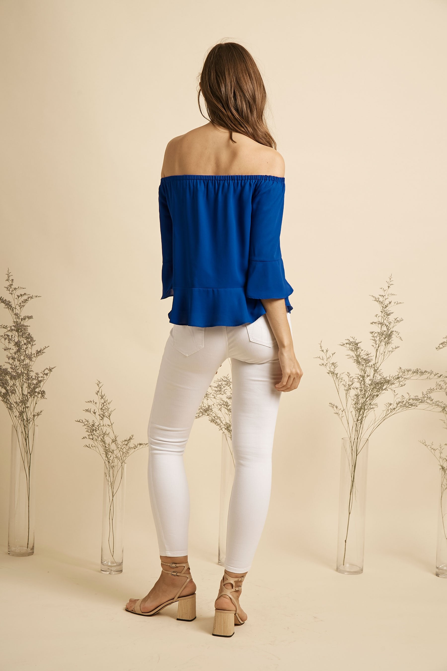 June Off Shoulder Top
