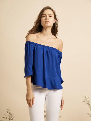 Carnival High Neck Top