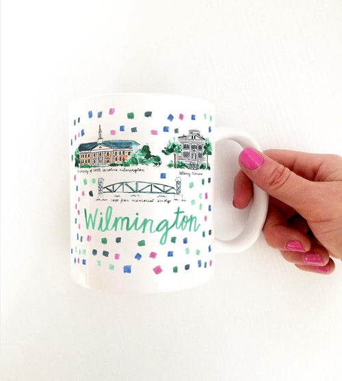 Wilmington Ceramic Mug