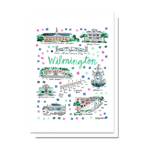 Wilmington Greeting Card