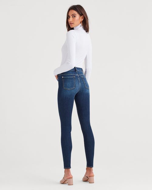 Authentic High Waist Skinny
